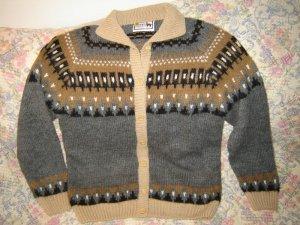 Womens Alpaca Connection Cardigan Sweater S M