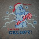 Womens Grumpy Care Bears Christmas Sweatshirt M