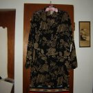 Womens Coldwater Creek Long Sheer Shirt Overblouse 1X
