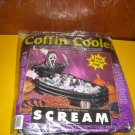 Scream Inflatable Coffin Cooler Halloween