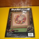 Bucilla Della Robbia Wreath Counted Cross Stitch Kit
