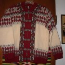 Womens Nordic Sweater Fjord Fashion 40 Wool Norway