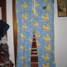 Womens Fleece Grandma Pants Ducks L