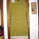 Womens Diktons Sweater Coat S Small