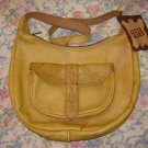 Vintage Frye Brand Leather Shoulder Bag Purse
