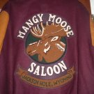 Mens Mangy Moose Saloon Wyoming Jacket M Wool Leather