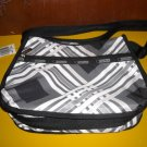 LeSportsac Hypnotic Black Classic Hobo Bag Purse