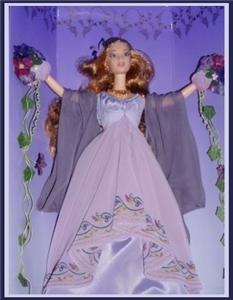 RARE Barbie Classical Goddess Collection SPRING