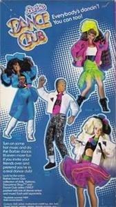 AA RARE Dance Club Barbie: DEVON NRFB (1989) # 3513 Ethnic Christie ONLY ONE YR