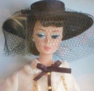 Sping in TOKYO City Seasons Barbie VINTAGE FACE #3 RARE