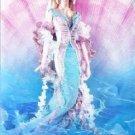 RARE Barbie doll as Aphrodite- Gold Label W/Shipper HTF