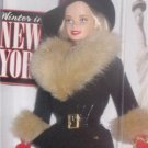 1997 NEW IN BOX City Seasons WINTER IN NEW YORK Barbie Beautiful Fashion