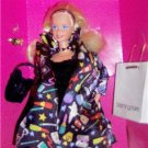 Savvy Shopper Barbie by Nicole Miller for Bloomingdales