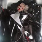 Disney 101 Dalmation CRUELLA DE VIL Barbie doll NRFB   GREAT VILLIANS COLLECTION