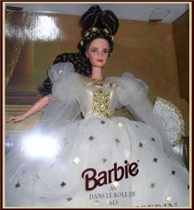 BARBIE 1996 DANS LE ROLE DE ALS EMPRESS KAISERIN SISSY