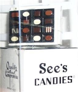BARBIE ~ SEE'S CANDIES ~ A HAPPY HABIT ~ NRFB ~ 1999