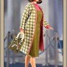Poodle Parade Barbie Vintage Reproduction Silver