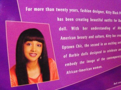 AFRICAN AMERICAN DESIGNER COLLECTION Barbie