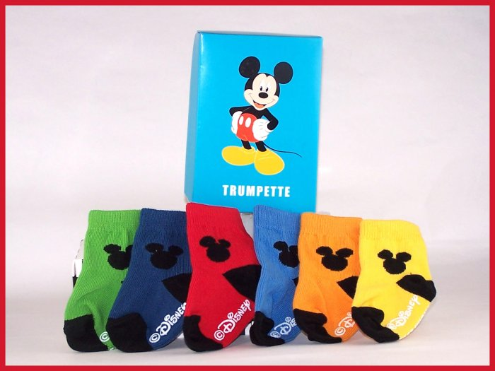 Disney by Trumpette Mickey Socks