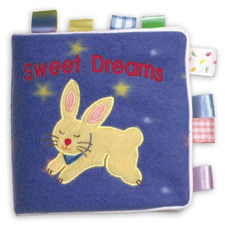 My First Taggies Book - SWEET DREAMS
