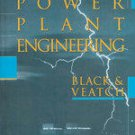 POWER PLANT ENGINEERING Black & Veatch BRAND NEW BOOK PAPERBACK