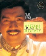 Khazana Of Indian Vegetarian Recipes by SANJEEV KAPOOR Brand New Book in English