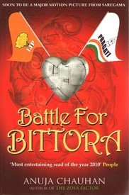 Battle of Bittora by Anuja Chauhan NEW BOOK in English