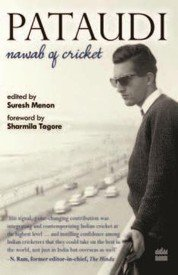 PATAUDI : NAWAB OF CRICKET by SURESH MENON BRAND NEW BOOK in English