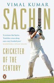 SACHIN : CRICKETER OF THE CENTURY by VIMAL KUMAR BRAND NEW BOOK in English the