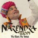 Narendra Modi The Man, the Times by Nilanjan Mukhopadhyay New Book PAPERBACK