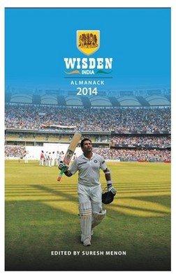 Wisden India Almanack 2014 edited by Suresh Menon 9789382951803 New Book almanak