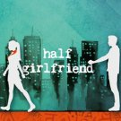 HALF GIRLFRIEND BY CHETAN BHAGAT BRAND NEW BOOK girl friend the