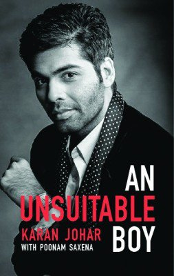 AN UNSUITABLE BOY BY KARAN JOHAR BRAND NEW BOOK 9780670087532 the