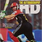 AB : The Autobiography by A B de Villiers  BRAND NEW BOOK 9781509842766