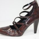 Enzo Angolini GIGI Pumps BROWN Shoes US 8 $120