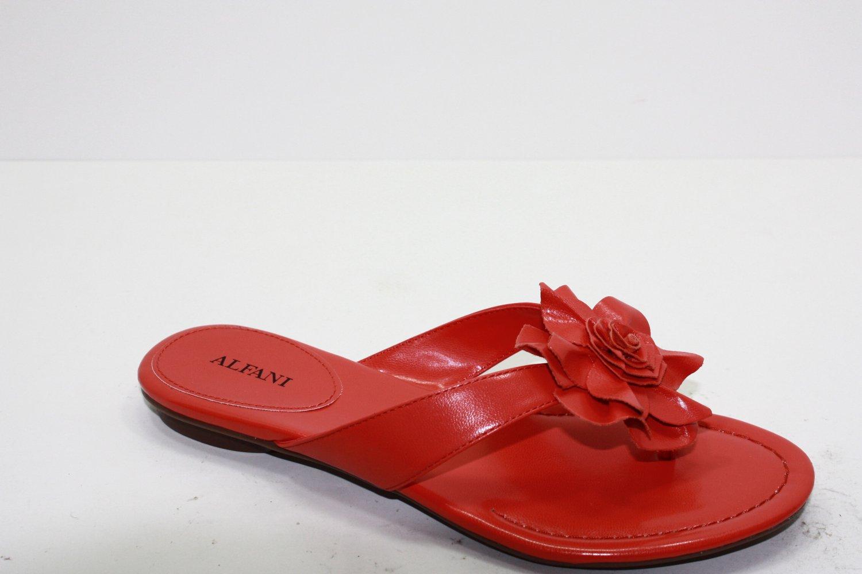 Alfani PETUNIA Sandals ORANGE Shoes US 6 $49