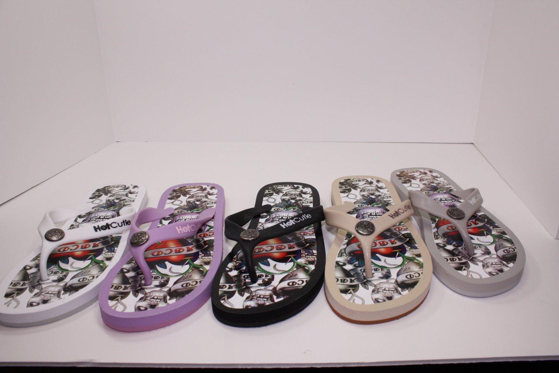 Flip Flops Sandals Slippers Comfort Thongs  5~10 & Col