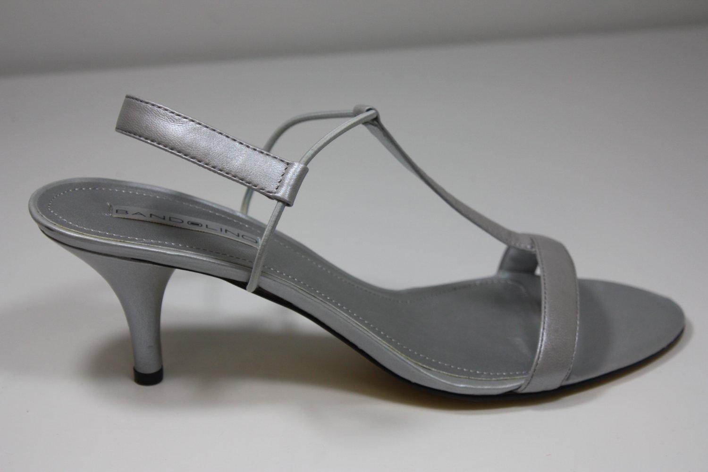 Bandolino Yinta Heels Silver Shoes US 8.5 $65