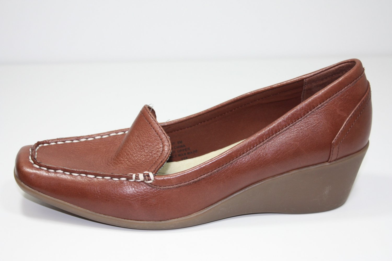 Rockport Stanwood Friar Loafers Brown Shoes US 8 $110