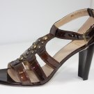 Stuart Weitzman Yammer Heels Brown Shoes US 10.5 $335