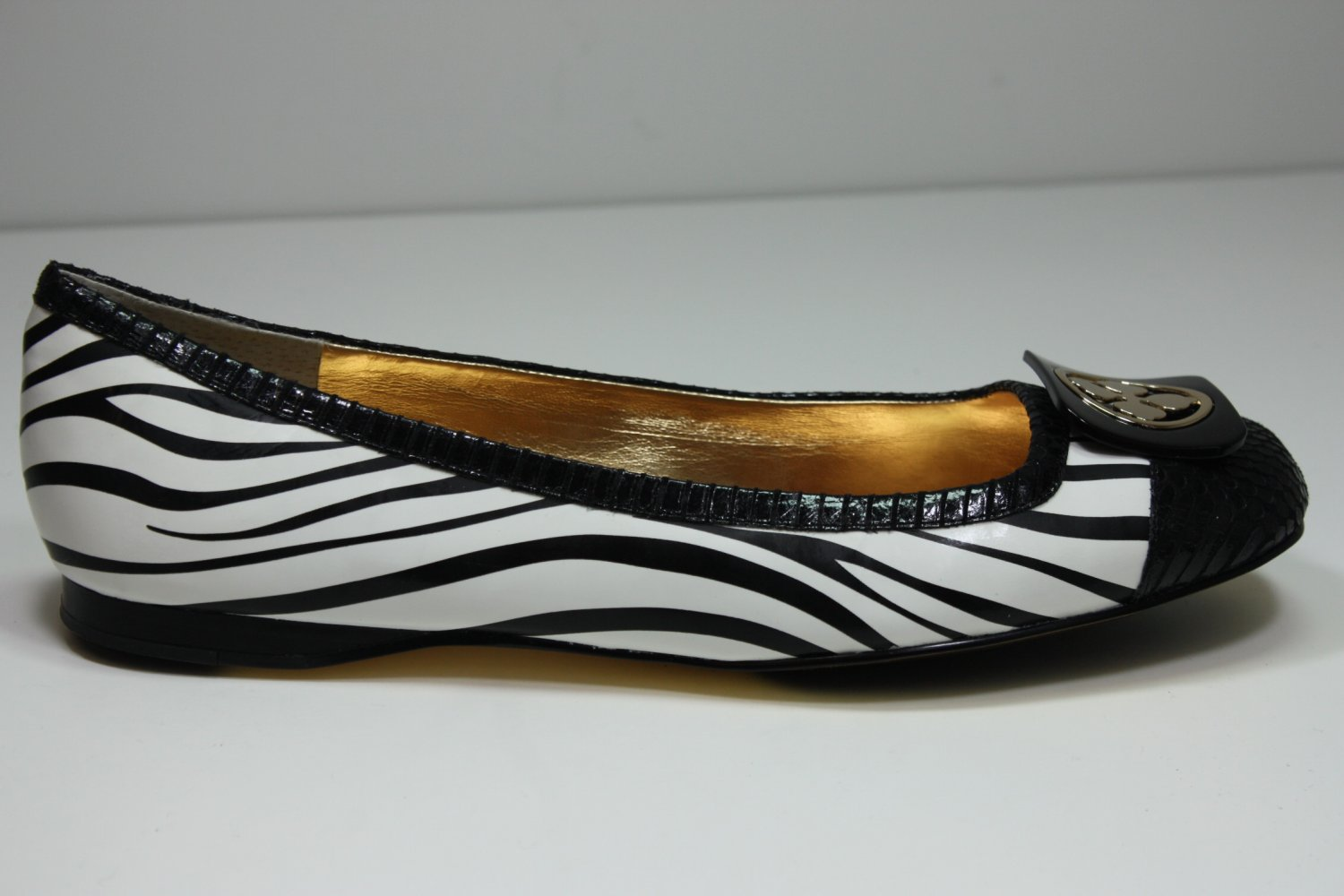 Arturo Chiang Cait Flats Animal Print Shoes US 7 $89