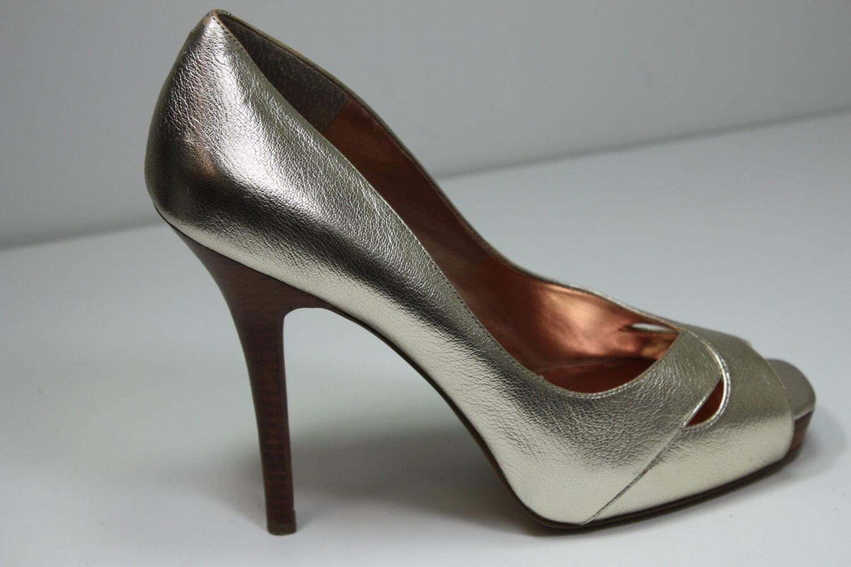 Jessica Simpson Badoline Pumps Gold Shoes US 10 $79
