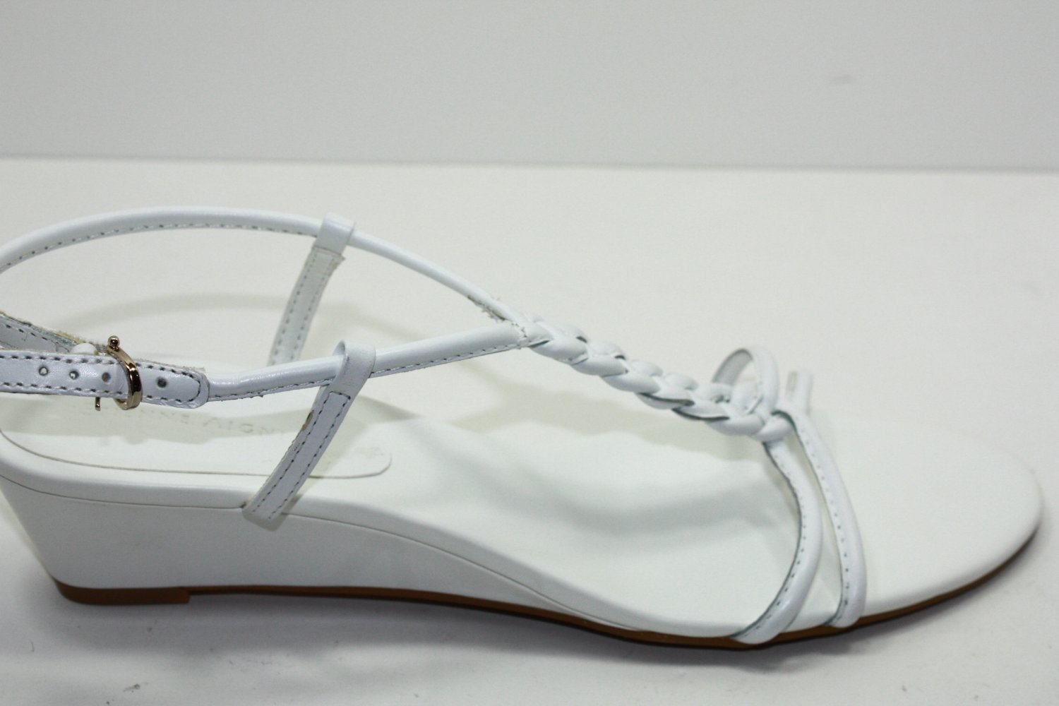 Etienne Aigner Rory Sandals White Shoes US 7 $69