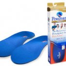 Powerstep Pinnacle Foot Insoles Support All Sizes