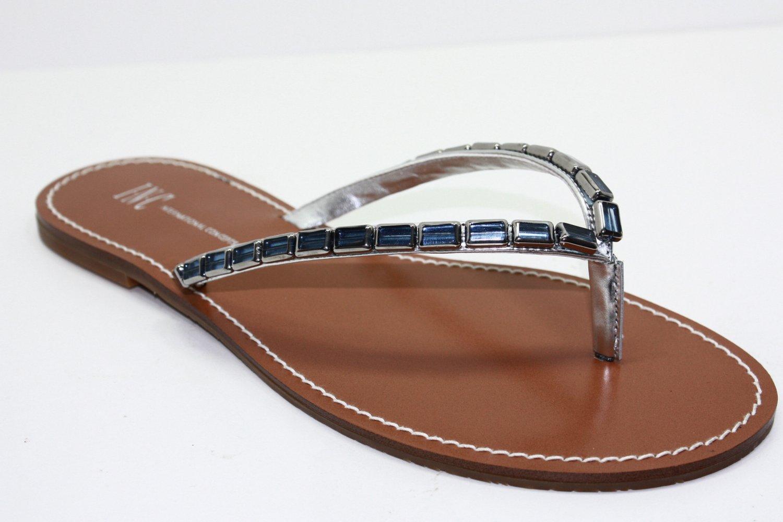 Inc FARRAH Sandals SILVER Womens Shoes 6.5