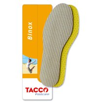 Tacco Woody Insoles Binox Foot Insoles Latex Foam All
