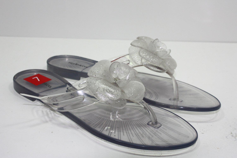 Style & Co FLIP FLOP RUBBER Sandals NATURAL Womens Sho