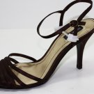 Style & Co EMMA Suede Sandals COCOA Womens Shoes 8