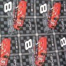 Dale Earnhardt JR #8  Nascar Fabric 2002 Fat Quarter