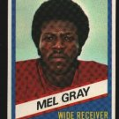 1976 Wonder Bread Football card #4 Mel Gray Cardinals